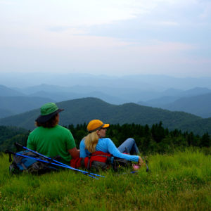 Haywood County Itinerary, Blue Ridge View
