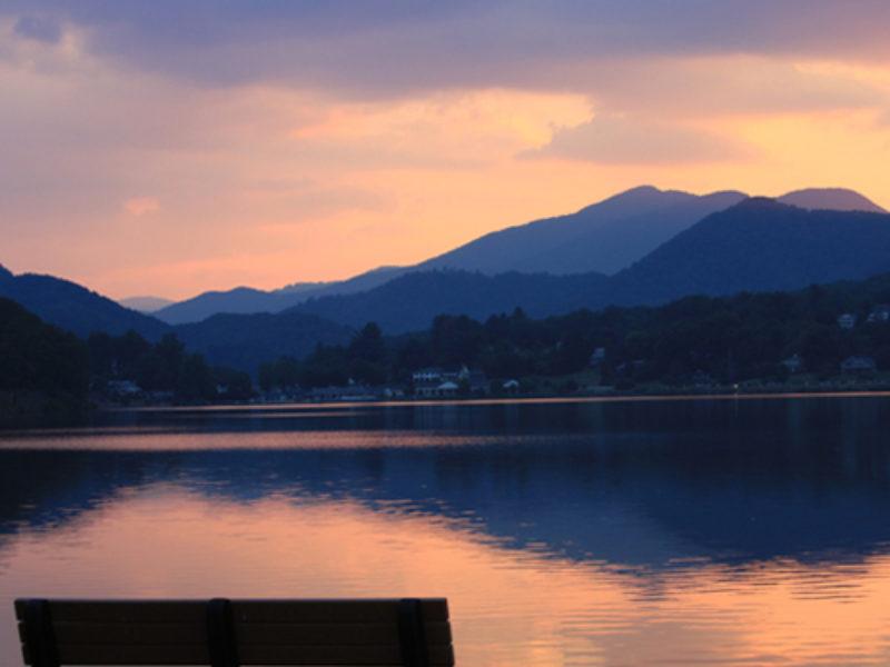 Haywood County Lake