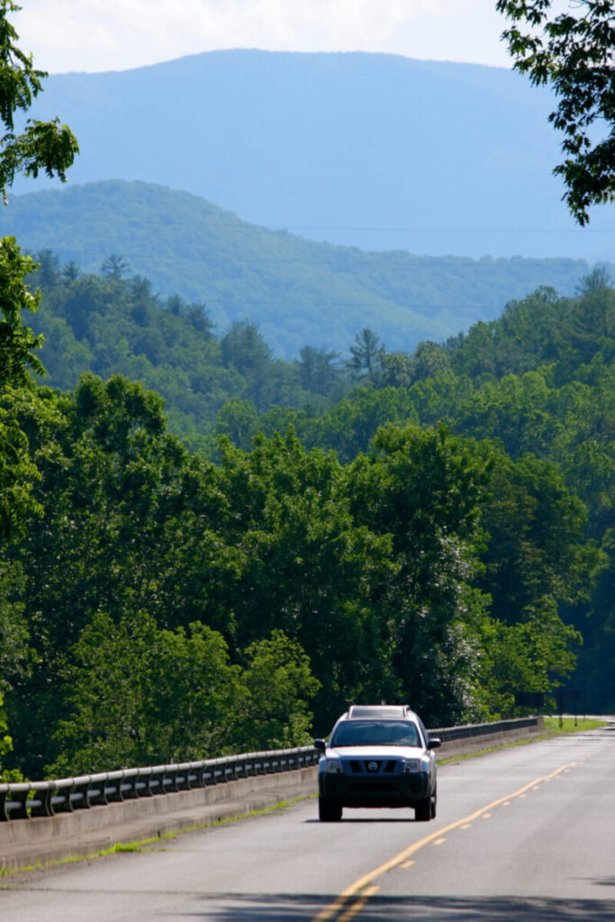 Parkway Ridge Region Daytrip