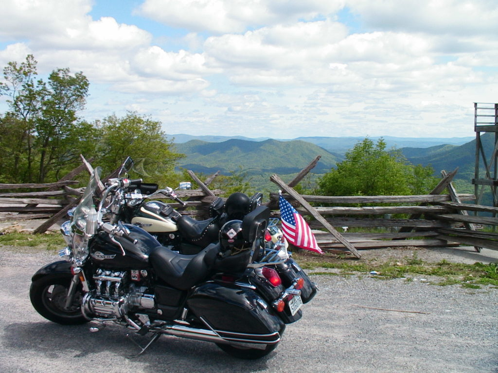 Claw of the Dragon Motorcycle Roadtrip