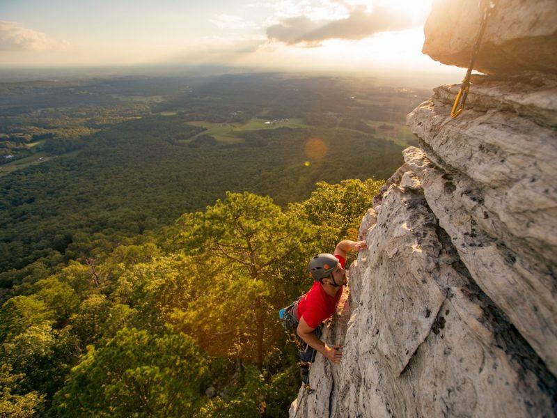 Surry County, NC Pilot Mountain