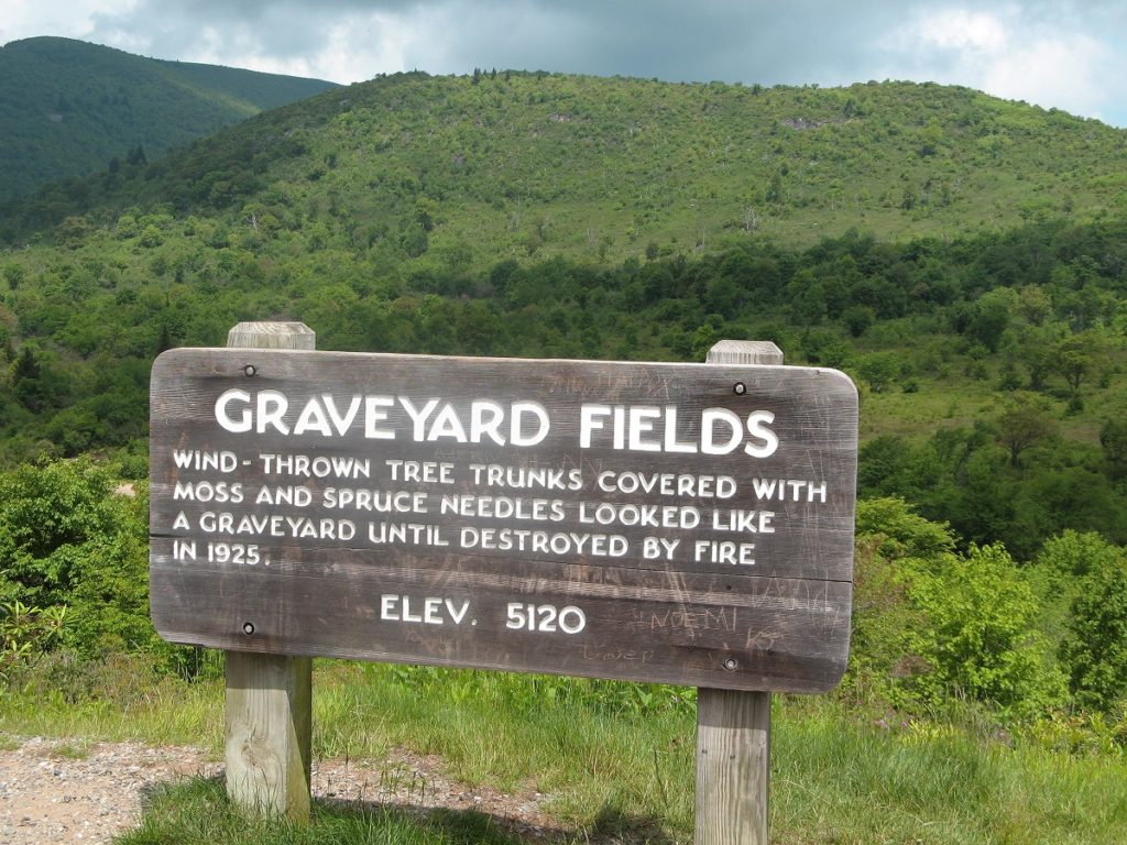 BRP Graveyard Fields