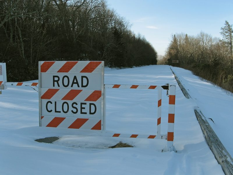 Parkway Road Advisories and Closures