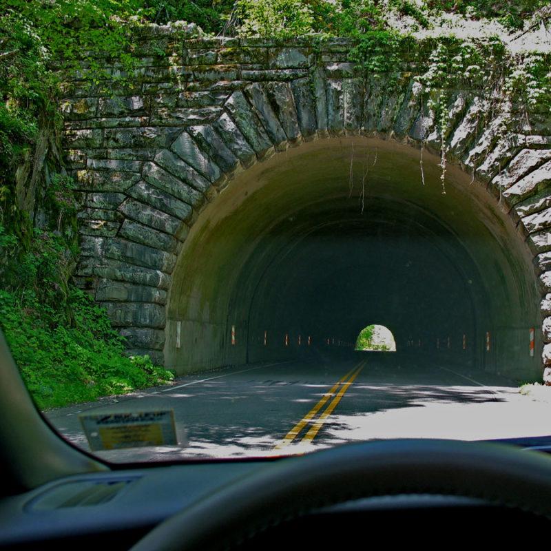 Blue Ridge Parkway Tunnels