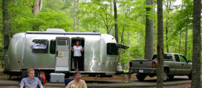 RVing the Parkway