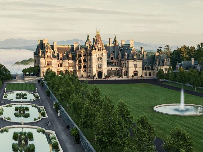Biltmore Estate - Blue Ridge Parkway