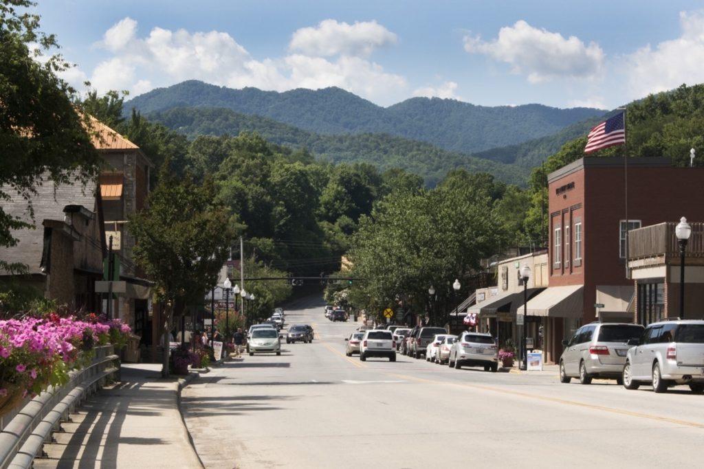 Bryson City, Swain County, NC