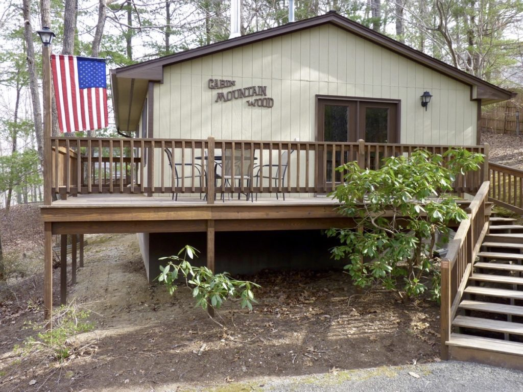 Cabin Creekwood Cabins