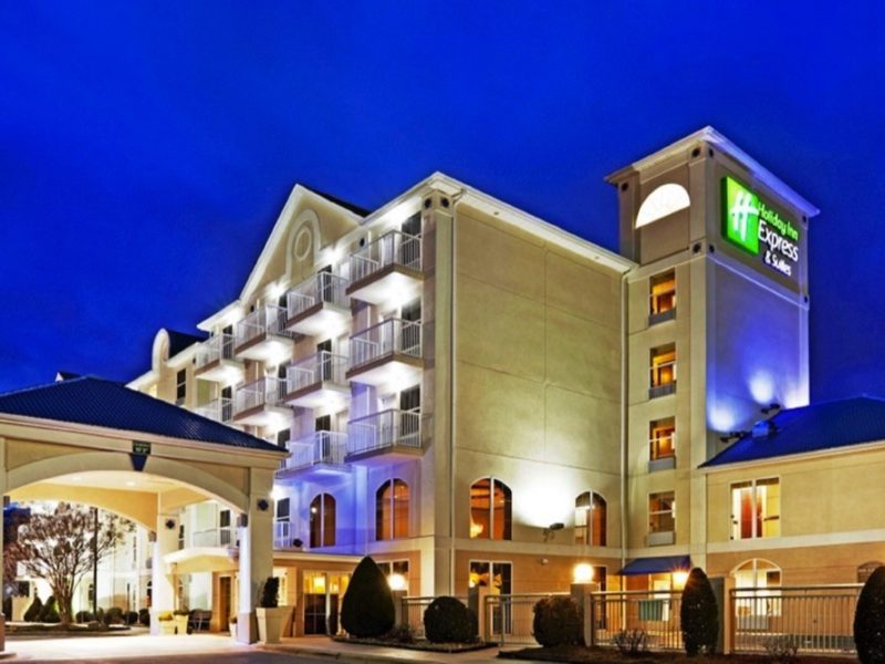 Holiday Inn Express & Suites, Asheville