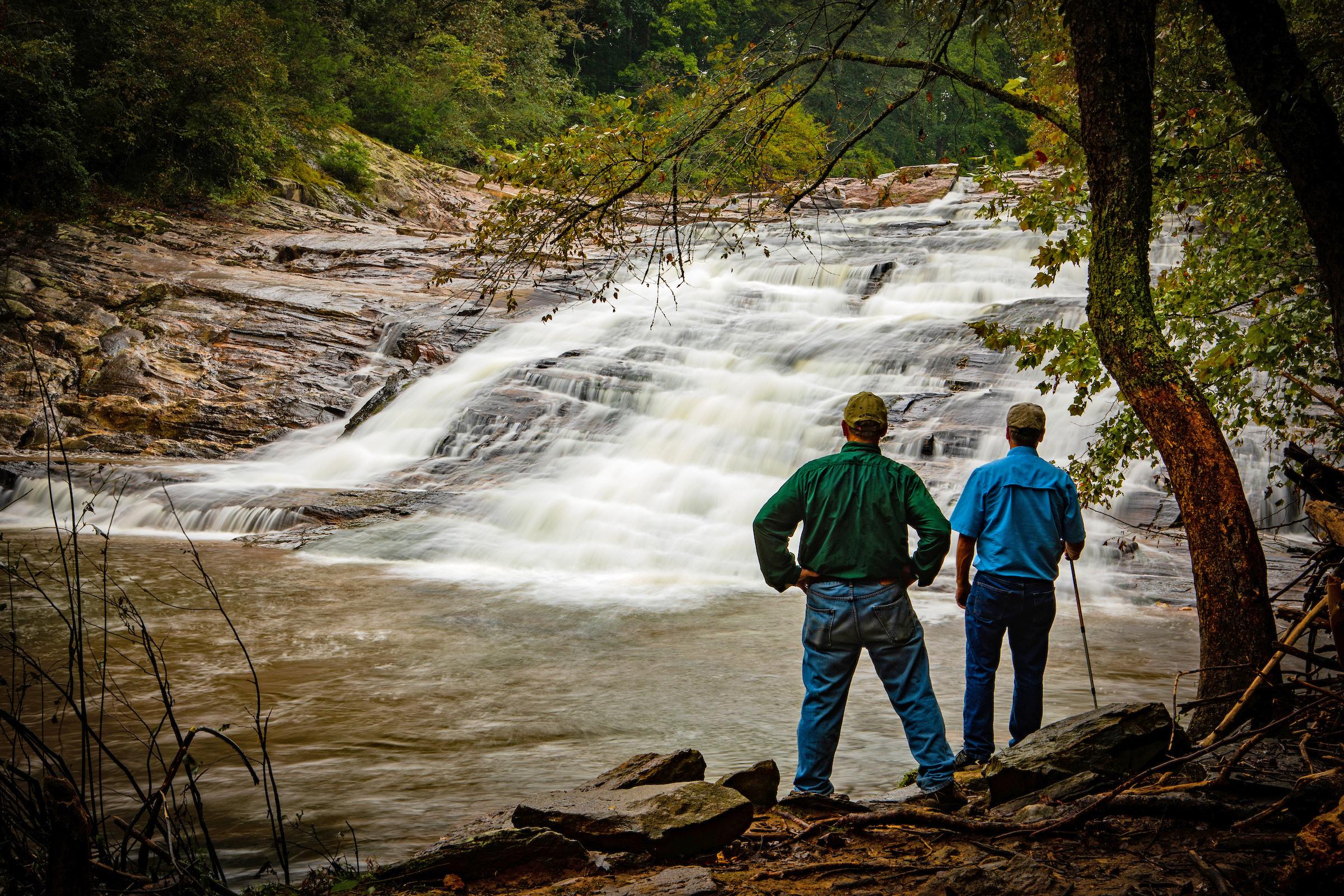 Carter Falls Photo by Sam Dean
