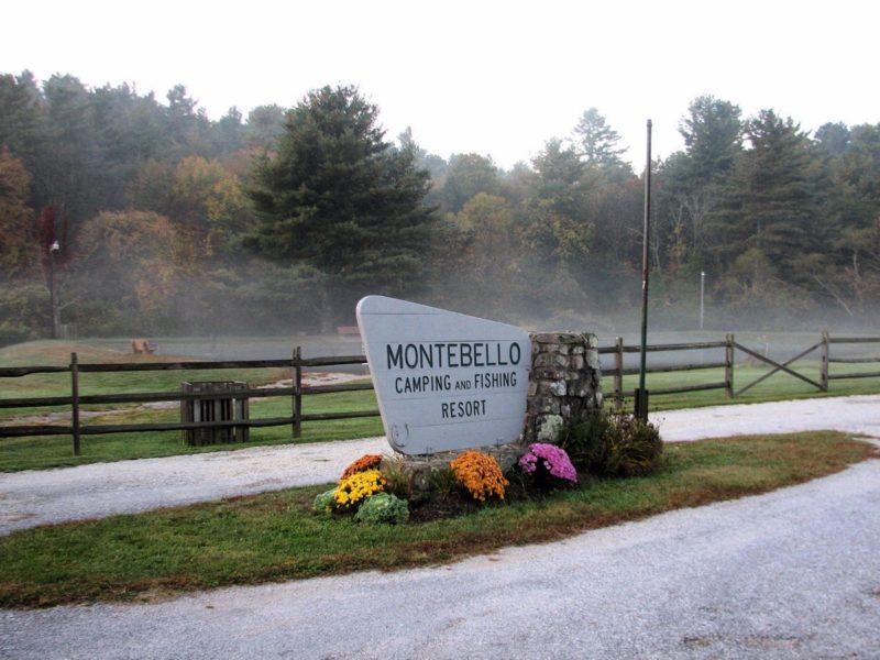 Montebello Camping & Fishing Resort
