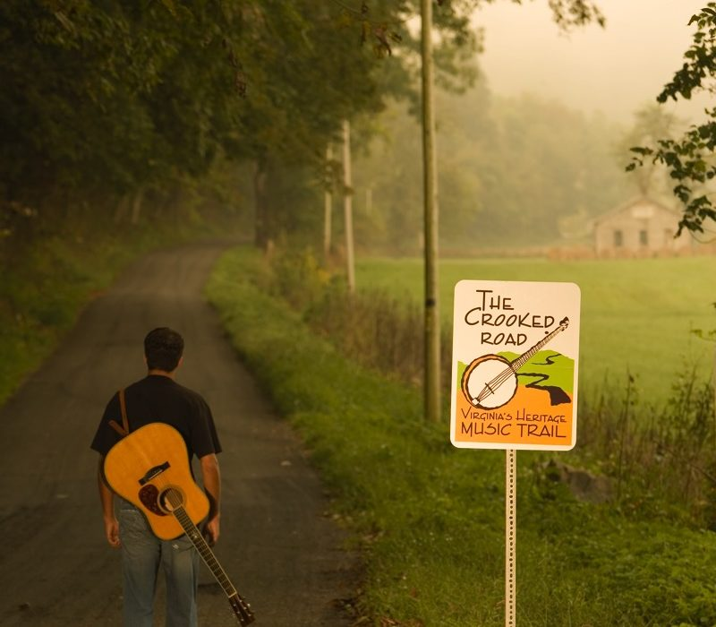 The Crooked Road Music Trail, Virginia