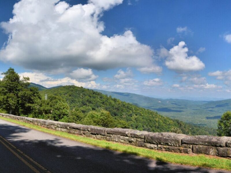 About the Blue Ridge Parkway