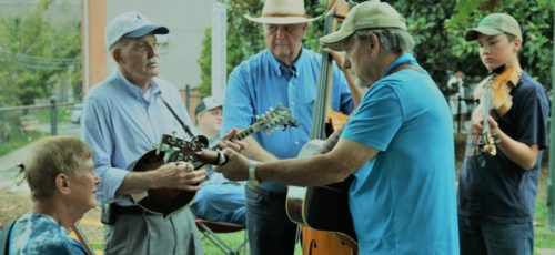 Blue Ridge National Heritage Area Music & Culture