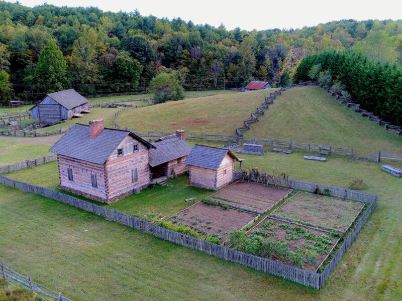 Blue Ridge Farm Museum