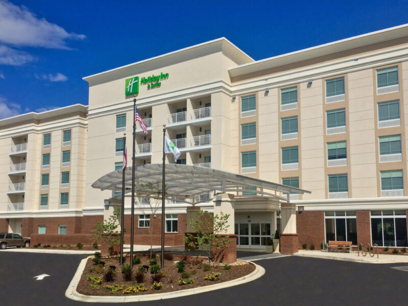 Holiday Inn Hotel and Suites Asheville-Biltmore Village