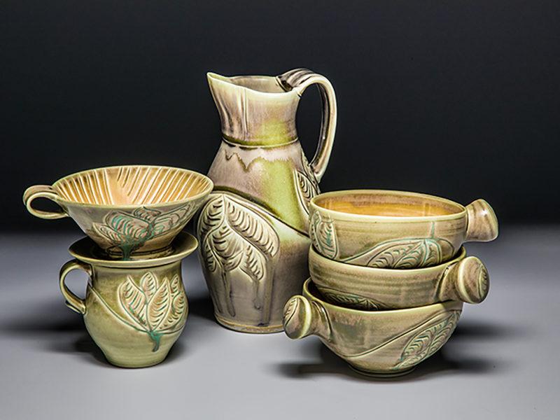 Wrenn Pottery