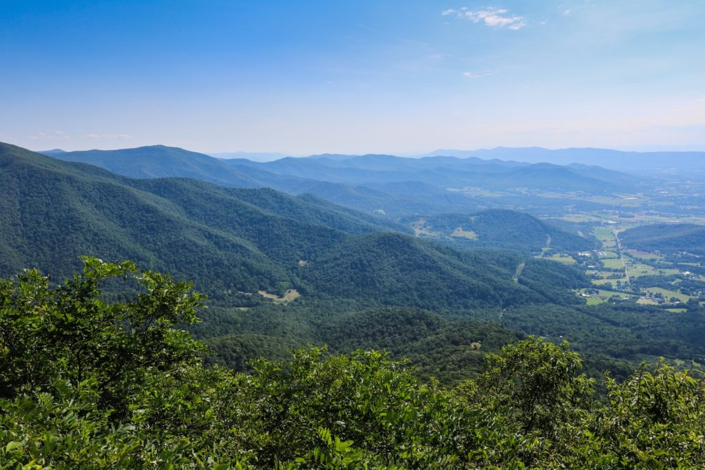 Shenandoah Valley Travel Association - Blue Ridge Parkway