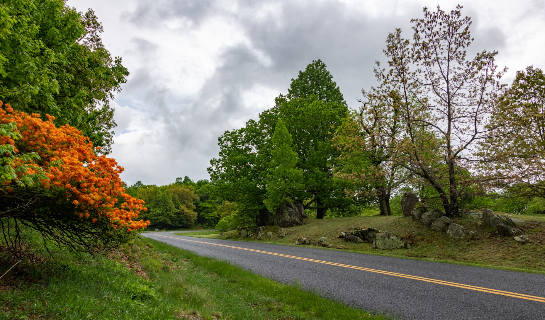 Blue Ridge Parkway Season Opening Coincides With Holiday