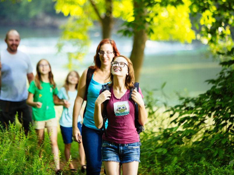 Roanoke County S Explore Park Blue Ridge Parkway