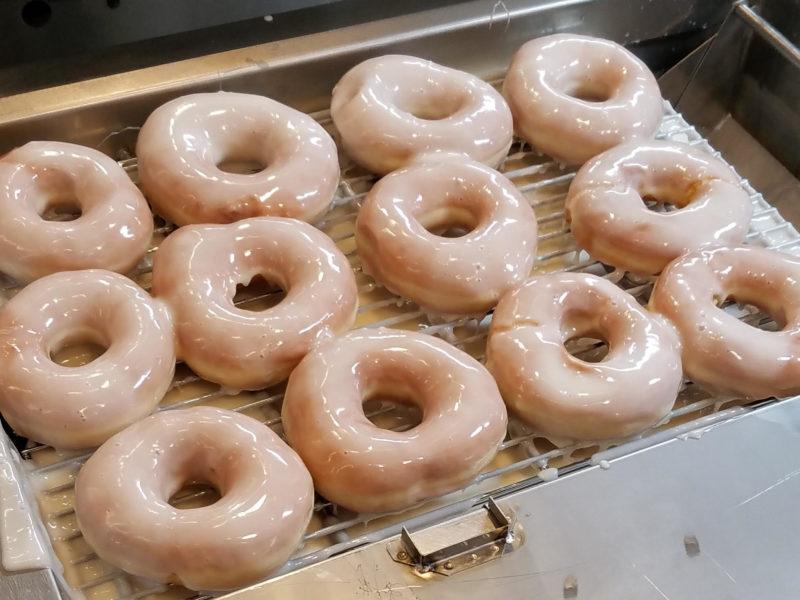 BRPA Member Hole Lotta Doughnuts