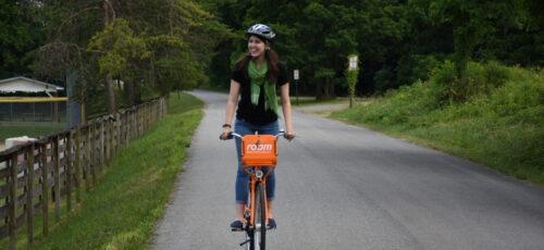 Montgomery County cyclist