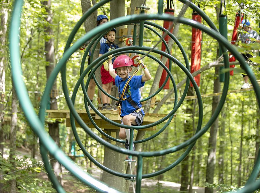 Explore Park TreetopQuest