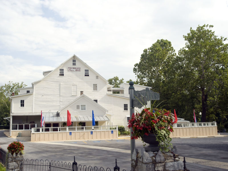 Shenandoah Valley Cultural Heritage Museum at Edinburg Mill