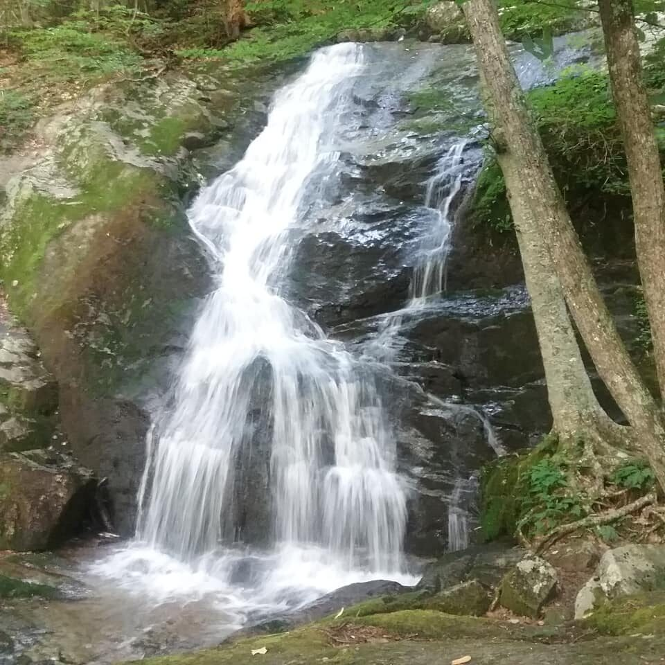 Crabtree Falls in Virginia
