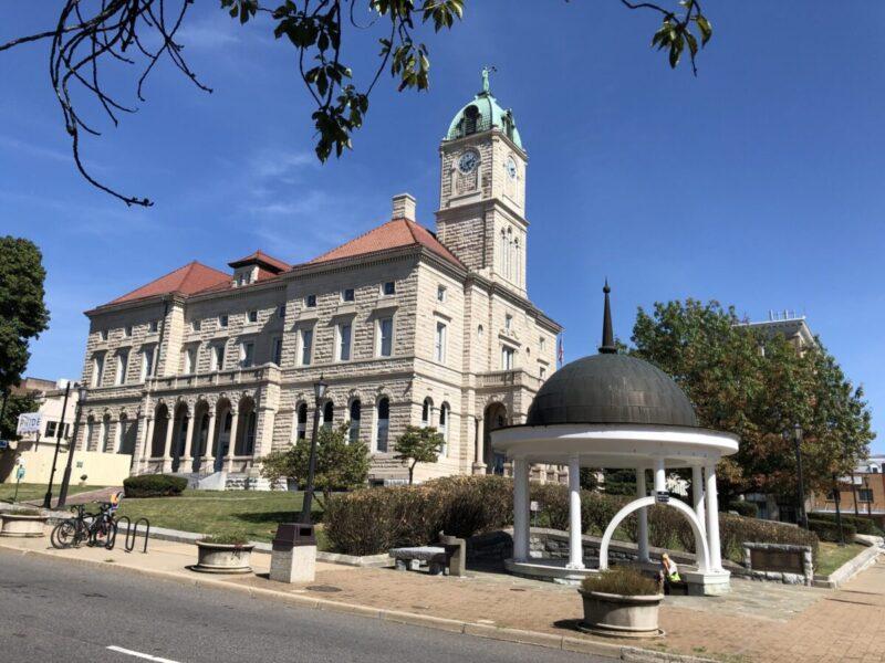 Downtown Harrisonburg, Virginia