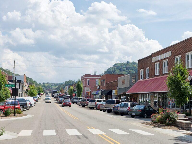Downtown West Jefferson